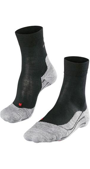 Falke RU 4 Wool Socks Women black-mix